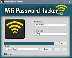 WiFi Hacking Password Full Version + Keys [6 August 2019] – crack for pc