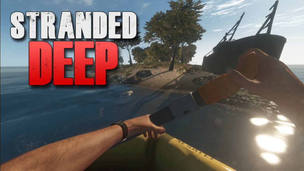stranded deep free download ocean of games